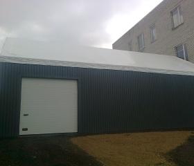 TAD Logistics 18x15x3,5m